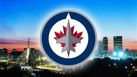 Winnipeg Jets Wallpaper by Truckersdude241