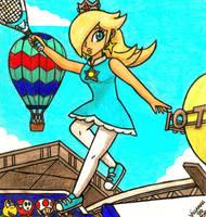 Tennis star by Villaman89