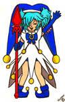 Peri, the Magical Lancer by Villaman89