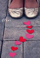 Heart-steps by glamz