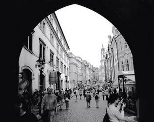Prague Old Town by glamz