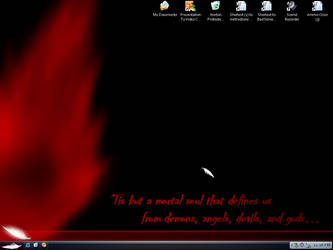 Feathers Desktop by Prince-of-Powerpoint