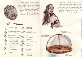 Kalevala Journal 32-33 by graffitihead