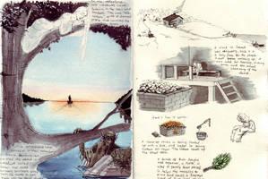 Kalevala Journal 08-09 by graffitihead