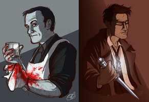 SPN: Freedom is a length of rope by graffitihead