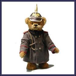 Kaiser Teddy by PeanutbutterJelle