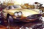 Cars Corvette by MaxOstap