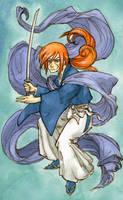 Kenshin by DistantRoar
