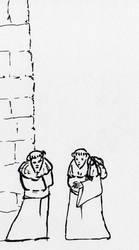 Monks by Golden-Penguin