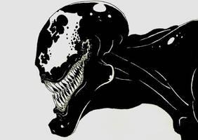 Venom by Mike-Hill