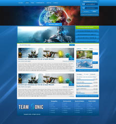 Team Sonic Mutligamin - Sold by crativearch
