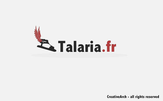 Talaria Logo - Sold by crativearch