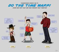 Do the time Warp by monkeyzav