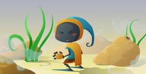 Lutin by monkeyzav
