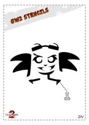 GW2 Stencil - Tixx by monkeyzav