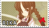 STAMP: Rika by mobbostamps
