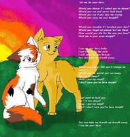 sorreltailxbrackenfur by anime-animal