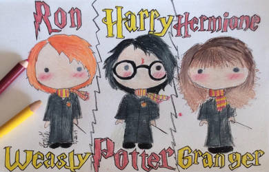 Harry Potter  by Lacie155