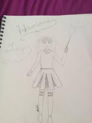 Hermione  by Lacie155