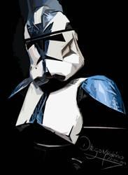 Trooper 501st by DiegoSkywallker
