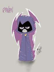 Raven (Ravena pt_br) by DiegoSkywallker