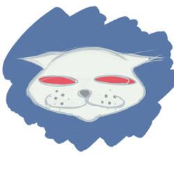 cat by DiegoSkywallker