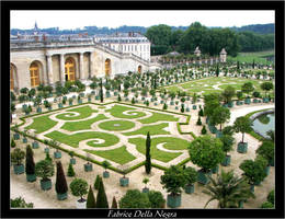 Gardens of Versailles by SuperFabrice