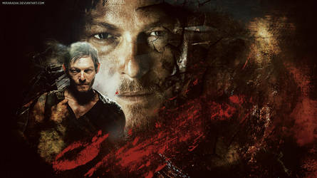 The Walking Dead by miraradak