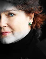 Kate Mulgrew by miraradak