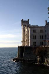 Miramare castle by LutherHarkon