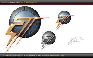 strike-team logo by gearhead-online