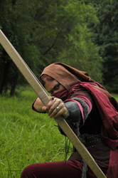 Southron Archer 4 by lindowyn-stock