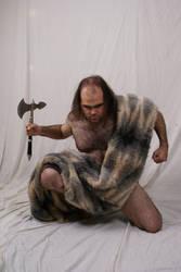 Barbarian by lindowyn-stock