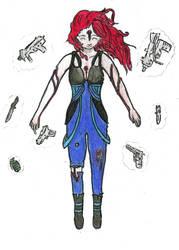 Girl by Kryna98