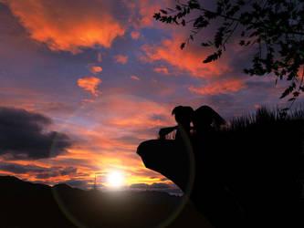 Sunset by FelixInLight