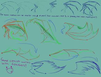 [TUTORIAL] Basic Wings by Mollish