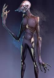 Nautilus Creature Concept by Mollish