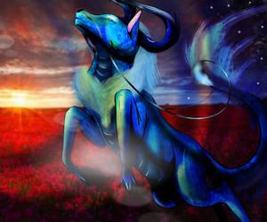 Night Bringer by ApocalipsePony