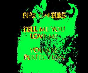 Fire on Fire by ApocalipsePony