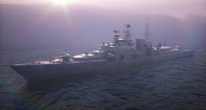 Destroyerwater by Orientaliser
