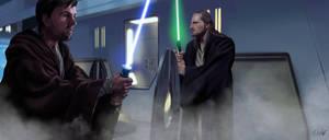 Buddy Star Wars challenge by Pickador