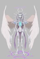 True Form Uriel by Little-Hofundur