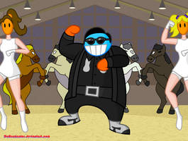 Gangnam Bubs by DaBurninator