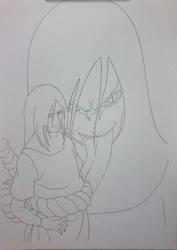 Orochimaru by EdilsonSanto