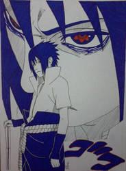 sasuke by EdilsonSanto