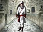Erik by castle gates by Torayami
