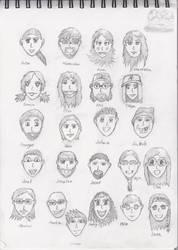 My class by Torayami
