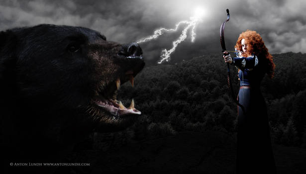 Ambush - Merida from Brave by Torayami