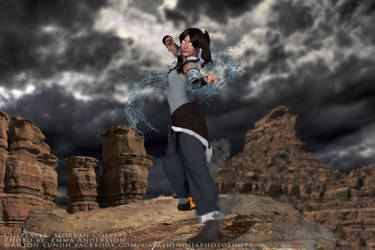This ends here! Korra - Avatar: Legend of Korra by Torayami