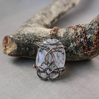 Pendant 'In the Forest' by WhiteSquaw